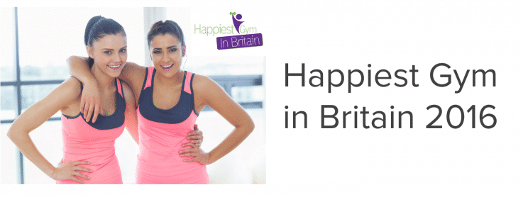 Happiest Gym in Britain 2016